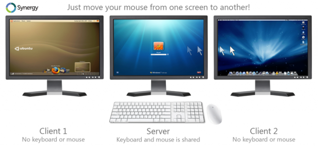 Invisible Mouse Cursor Ubuntu & Synergy